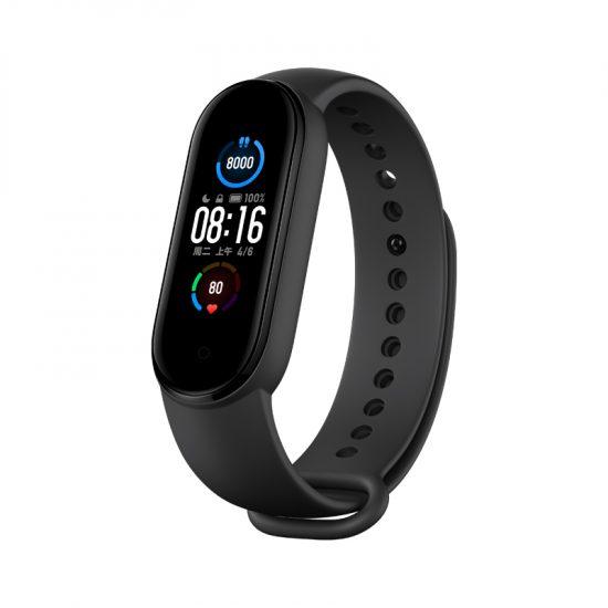 xiaomi mi band 5 smart bracelet black 1591862843945