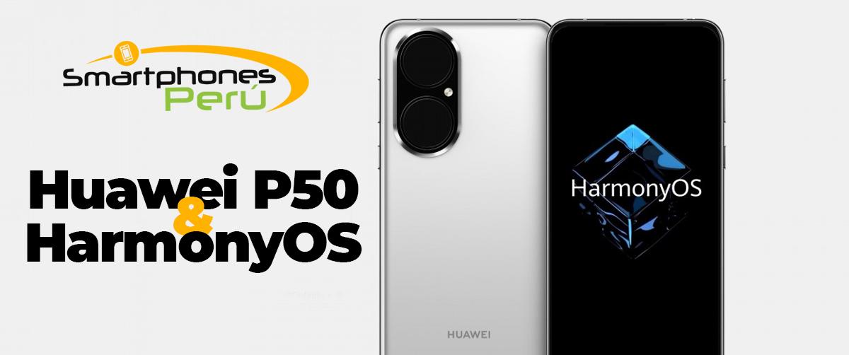 huawei p50 con harmonyos smartphonesperu venta de celulares y servicio tecnico