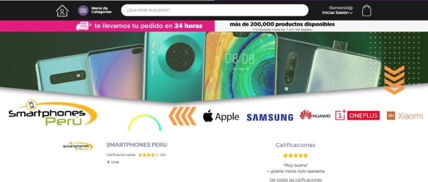 comprar en smartphones peru en ripley samrtphones peru oferta de celulares y servicio tecnico en genera2