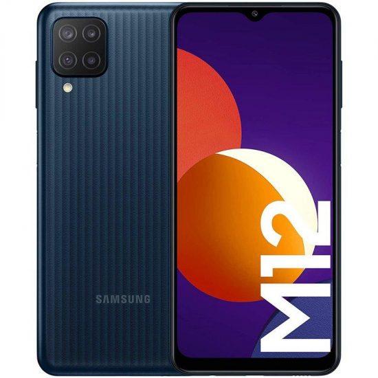 samsung galaxy m12 4gb 64gb dual sim negro