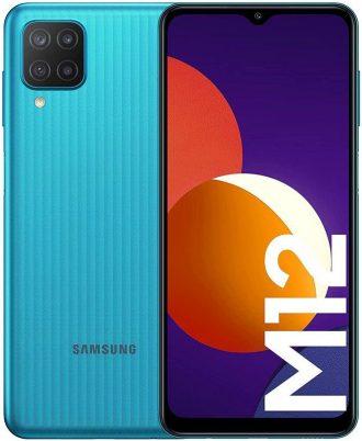 samsung galaxy m12 4gb 64gb dual sim verde