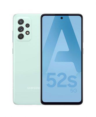 SMARTPHONES PERU VENTA DE EQUIPOS Y SERVICIO TECNICO 0000 Samsung Galaxy A52s 5G Verde 1